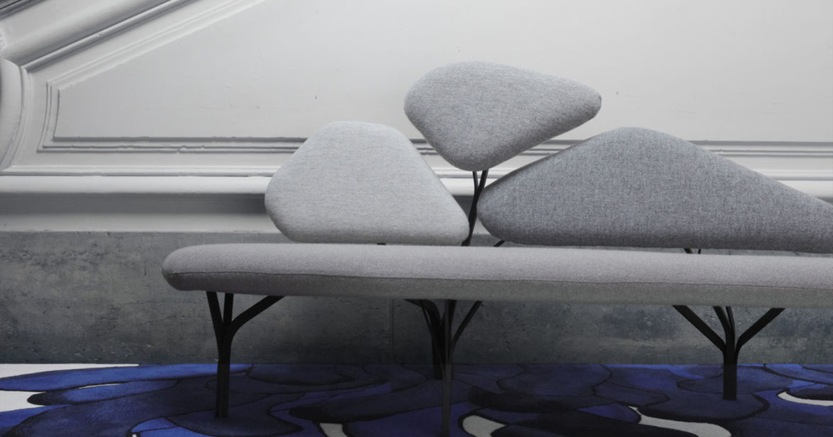 La Chance Rocky Credenza : La chance paris furniture haute living
