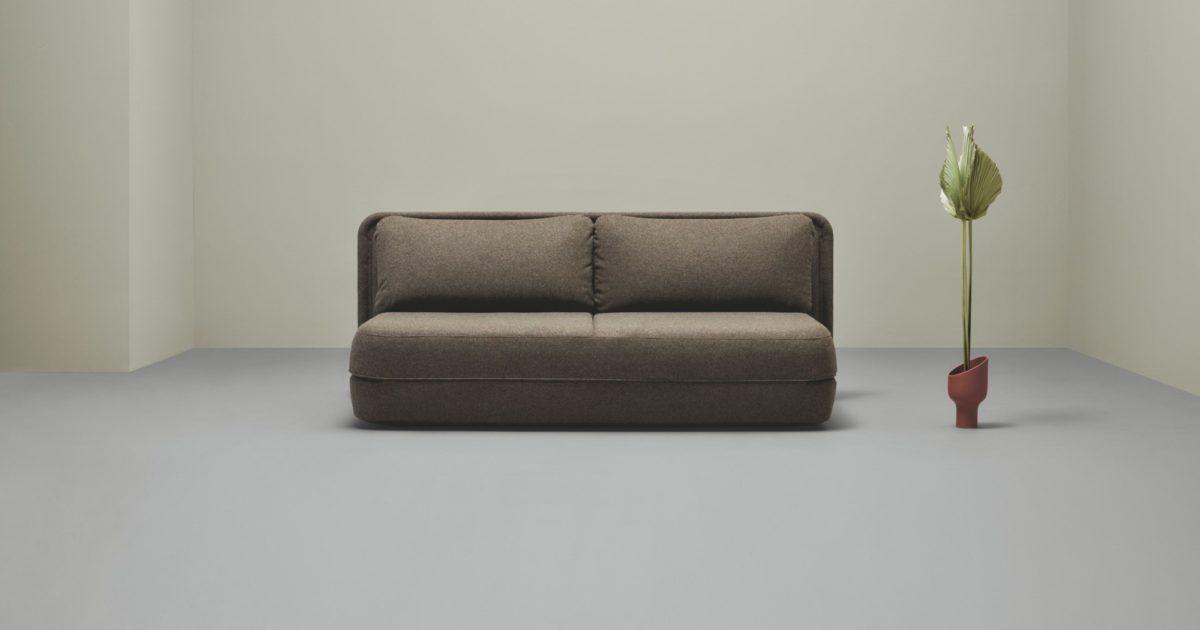 Sofie Sofa Bed by Bolia | Haute Living